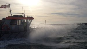 HBC Tender finishing up at Kentish Flats Wind Farm