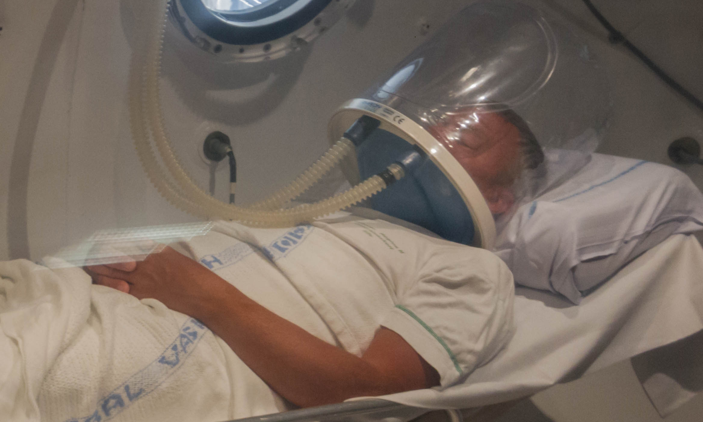 Hyperbaric Oxygen Treatment, Copenhagen University Hospital, Hyperbaric Medicine