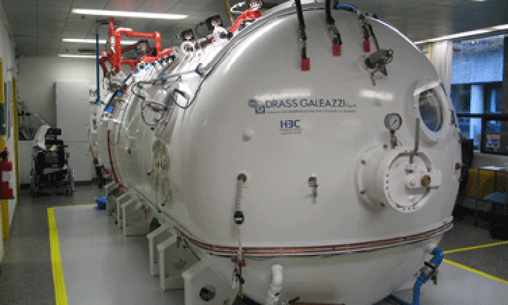 Hyperbaric Oxygen and Decompression Treatment